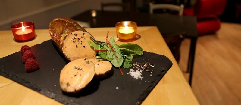 Accord foie gras vin